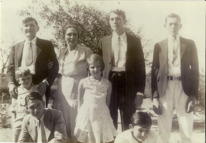 ChazzCreations - Waters Family History My family comes ...